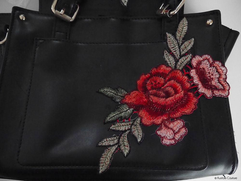 Customiser un sac avec de la broderie | Kustom Couture