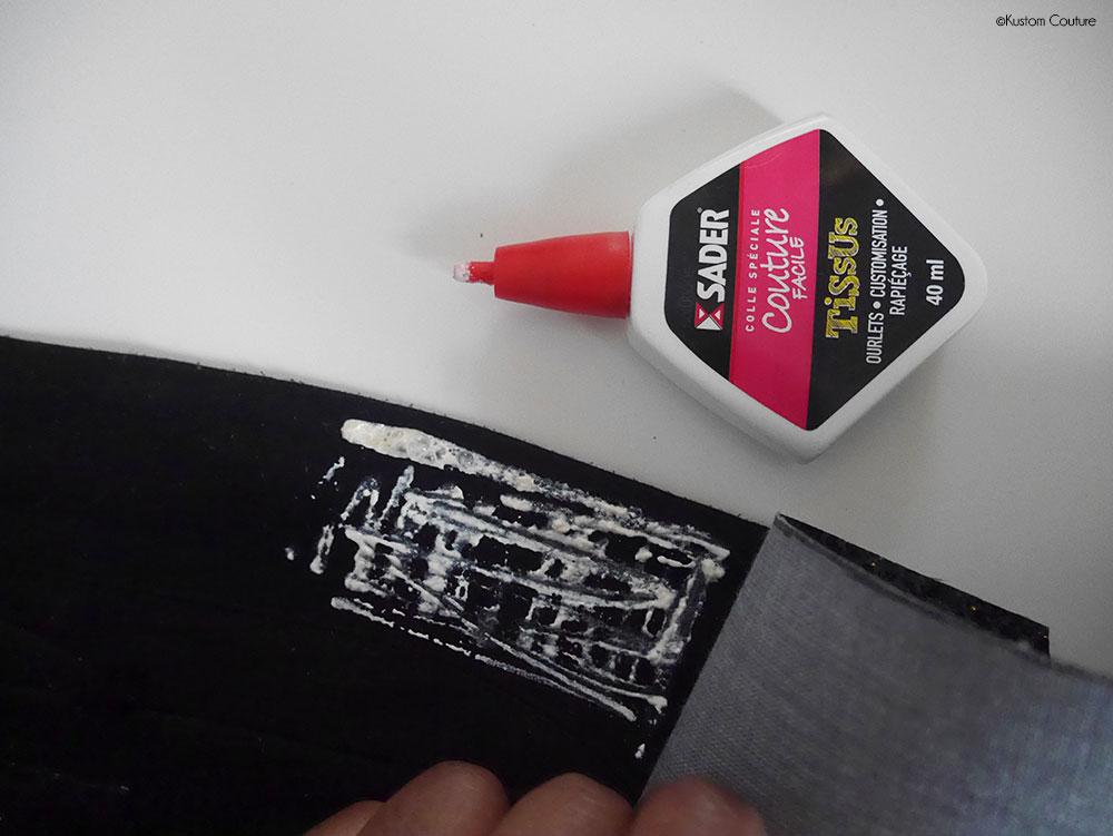 Customiser une veste noire avec des paillettes pour les fêtes   Kustom Couture