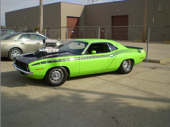 72 Cuda Modifications