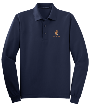 K500LS Long Sleeve Polo Shirt