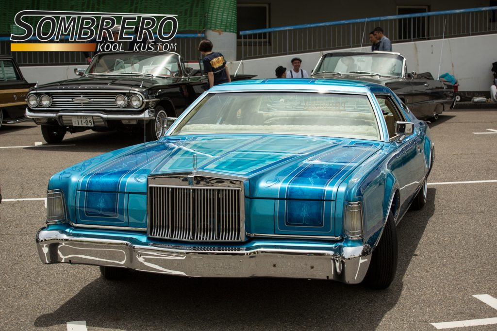 1975 Lincoln Marc 4, Lowrider, Panel Paint