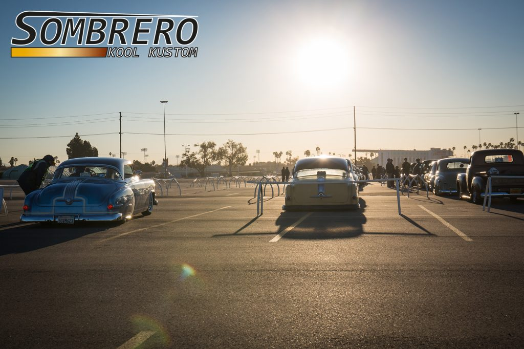 Grand National Roadster Show 2017, DriveI-In Day