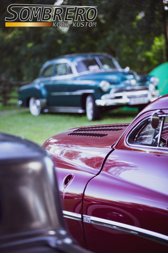 1951 Mercury, Louvers, gefrenchte Antenne