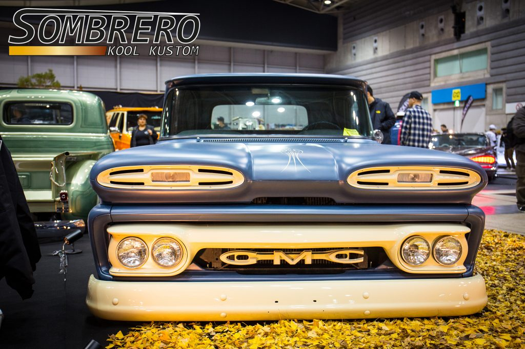 1961 GMC Pick-up, Airride, Channeling, Ringyou