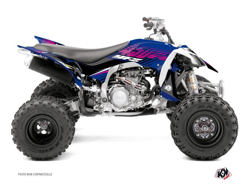kit deco quad flow yamaha 450 yfz r rose