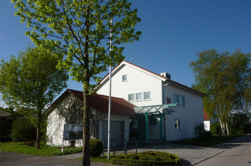 Rathaus Kutzenhausen