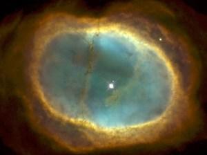 NGC 3132 in Antlia