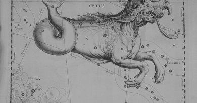Cetus - Hevelius