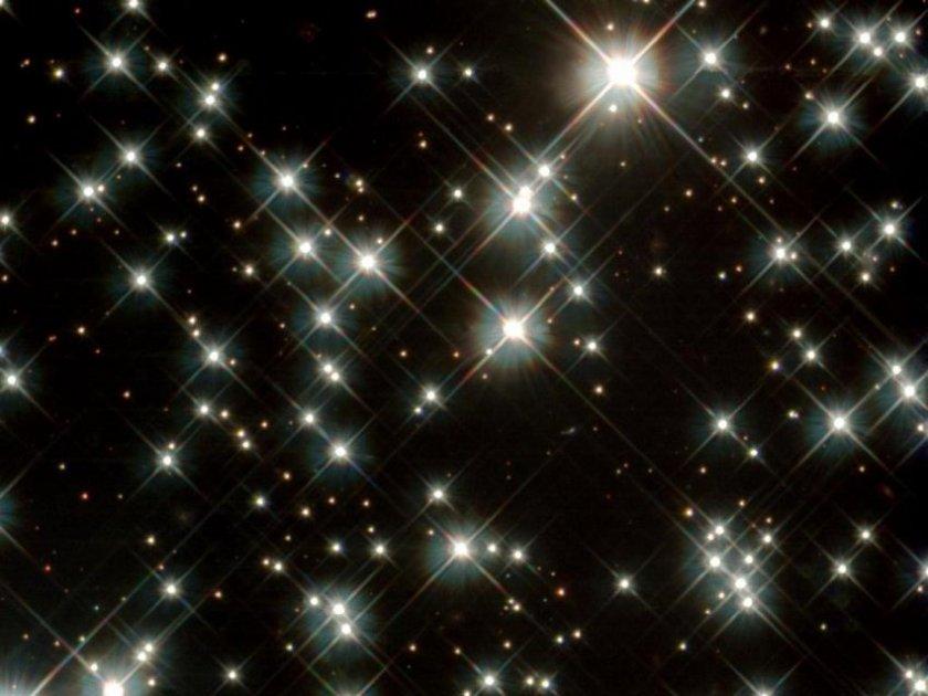 Hubble fotografeert wittte dwergsterren