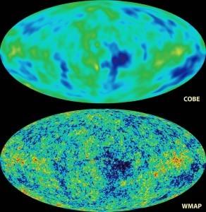 De kosmische achtergrondstraling