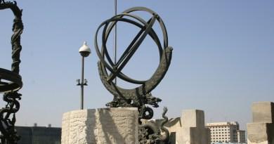 Armillarium - Observatorium Beijing