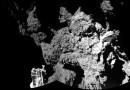 Philae op komeet 67P