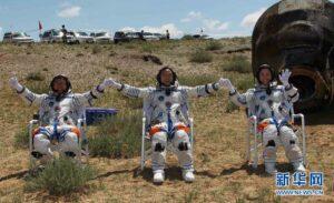 Bemanning Shenzhou 9