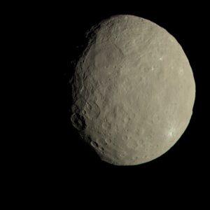 Opanme van Ceres gemaakt door de DAWN