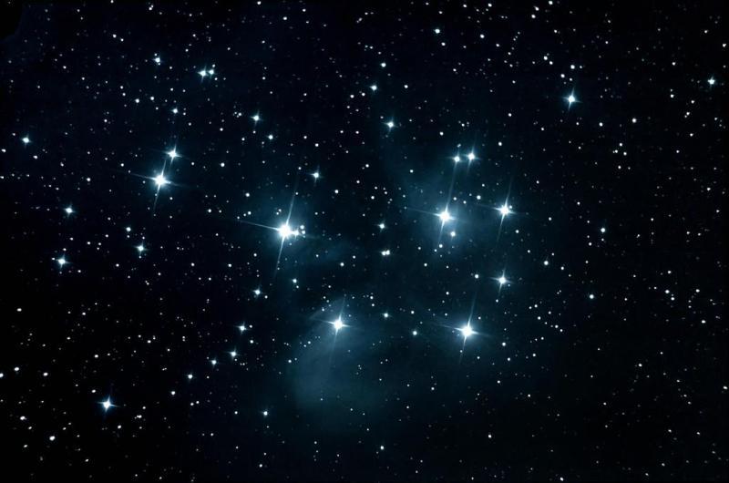 Twinkelende sterren