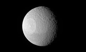 De Saturnusmaan Tethys