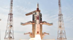 Indiase PSLV-raket