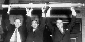 31 augustus 1958: lancering van de Explorer 1