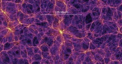 De structuur van ons heelal