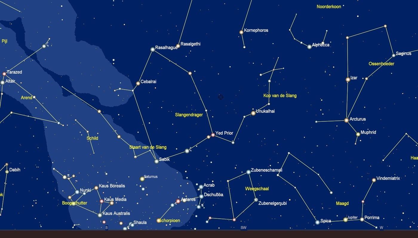 17 juli sterrenbeeld