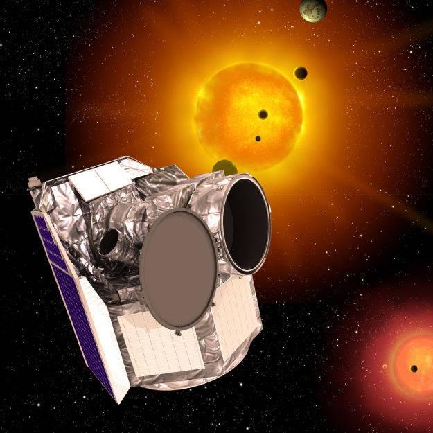 CHEOPS zoekt naar exoplaneten