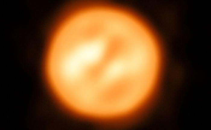 De ster Antares