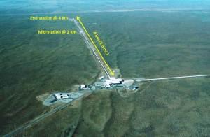 Afbelding LIGO