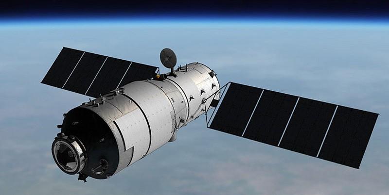 Tiangong-1 - het Hemelse Paleis