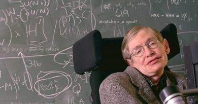 Stephen Hawking (1942 – 2018)