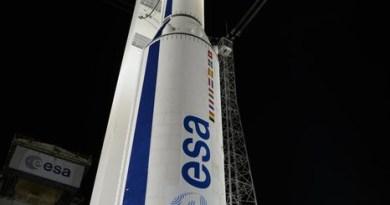 De Europese Vega raket