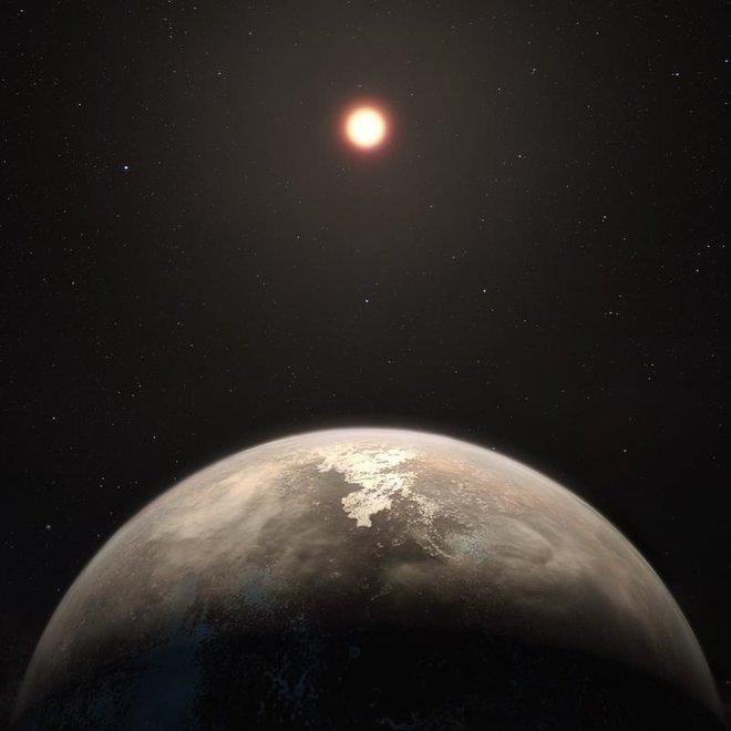 Is exoplaneet Ross 128b bewoonbaar