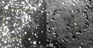New Horizons vindt Ultima Thule