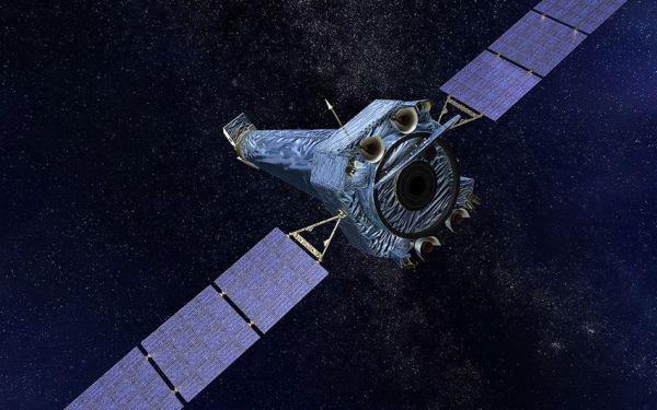 De Chandra röntgentelescoop