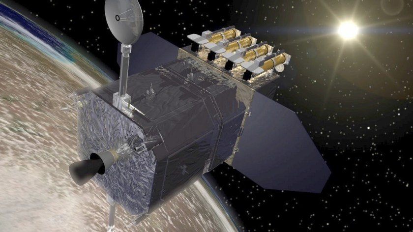 Het Solar Dynamics Observatory