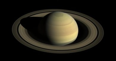 Saturnus verliest in rap tempo zijn ringen