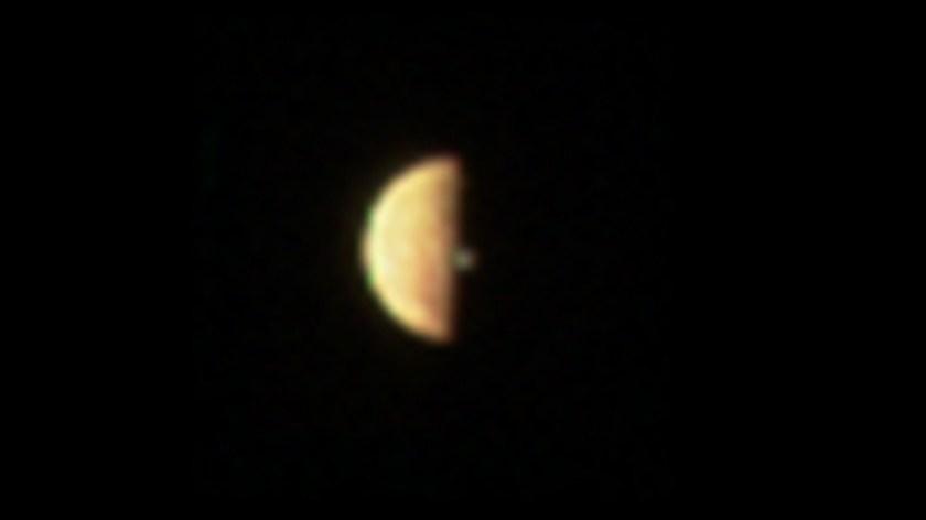Junocam ziet actief vulkanisme op Io