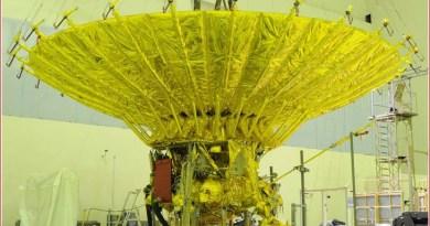 De Spektr-R radiotelescoop