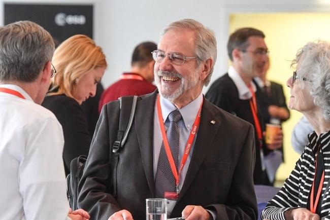 Donald Kessler in 2017