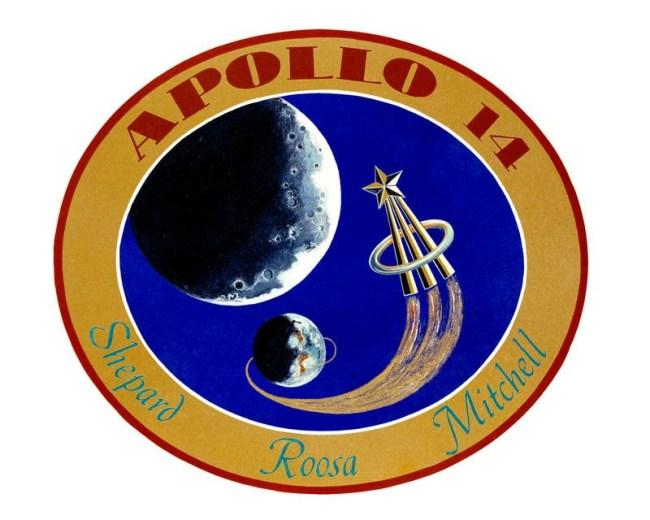 Apollo 14 missie patch