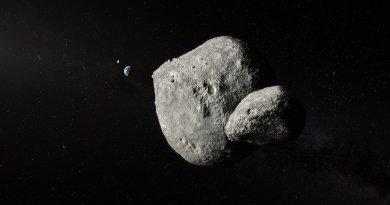SPHERE ziet asteroïde 1999 KW4 voorbij de Aarde scheren