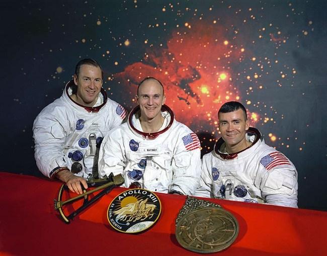 Bemanning Apollo 13