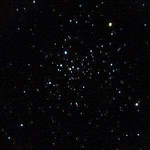 NGC 2516 in Carina
