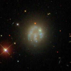 NGC 2537 in Lynx