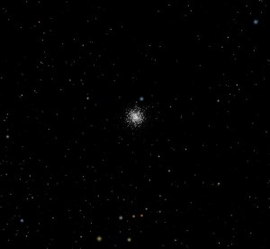 NGC 4372 in Musca