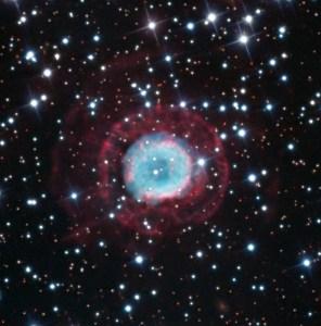 NGC 2438 in Puppis