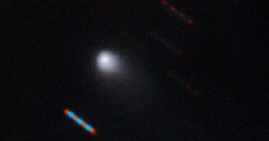 Nieuwe interstellaire bezoeker 2I/Borisov gefotografeerd door de Gemini sterrenwacht