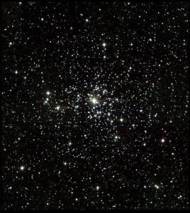 Messier 37 in Auriga