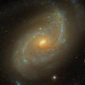 NGC 5248 in Boötes