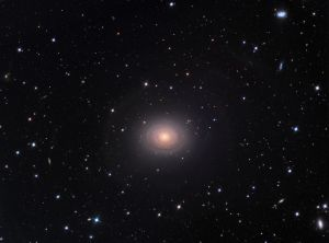 NGC 2775 in Cancer