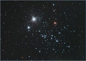 NGC 457 in Cassiopeia